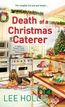 Death of a Christmas Caterer, Lee Hollis
