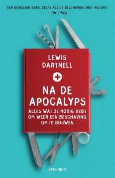 Na de apocalyps, Lewis Dartnell