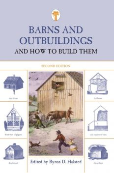 Barns and Outbuildings, Byron D.Halsted