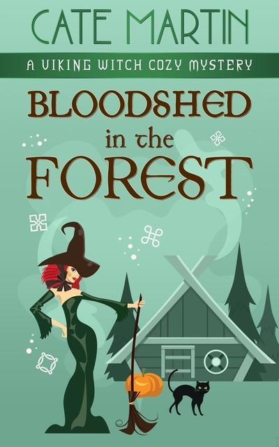 Bloodshed in the Forest, Martin Cate