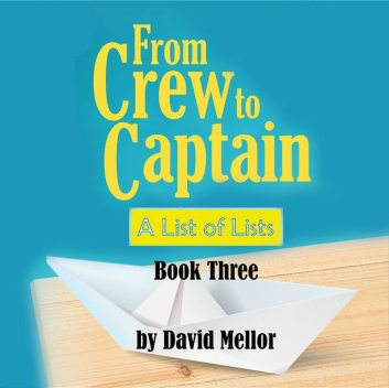 From Crew to Captain, David Mellor