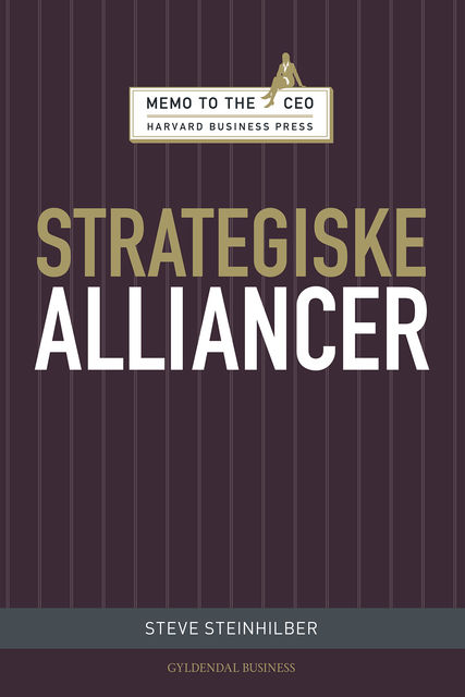 Strategiske alliancer, Steve Steinhilber