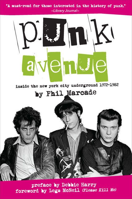 Punk Avenue, Phil Marcade