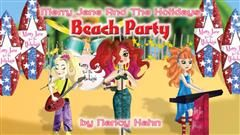 Merry Jane and the Holidays Beach Party, Nancy Hahn
