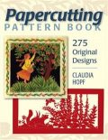 Papercutting Pattern Book, Claudia Hopf