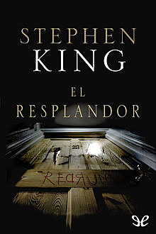 El resplandor, Stephen King