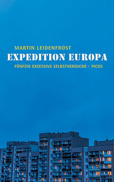 Expedition Europa, Martin Leidenfrost