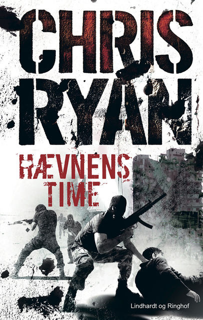 Hævnens time, Chris Ryan