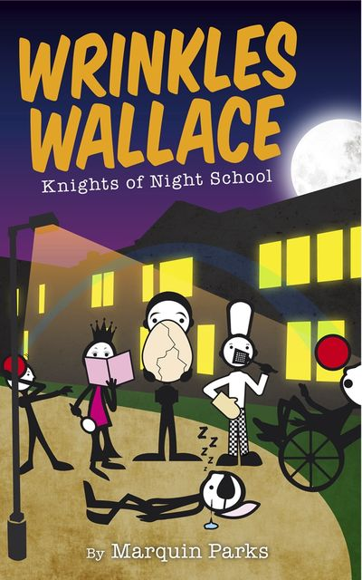 Wrinkles Wallace: Knights of Night School, Marquin Parks