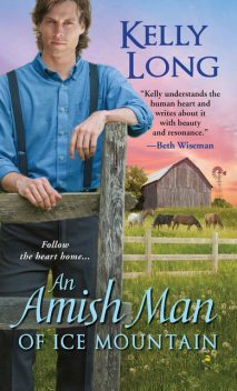 An Amish Man of Ice Mountain, Kelly Long