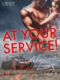 At Your Service! – Erotic short story, Alicia Luz
