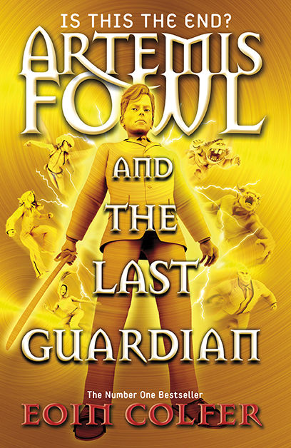 Artemis Fowl 08 - The Last Guardian, Eoin Colfer