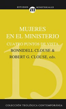 Mujeres en el ministerio, Bonnidell Clouse, Robert G. Clouse