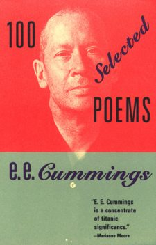 100 selected poems, E.E.Cummings
