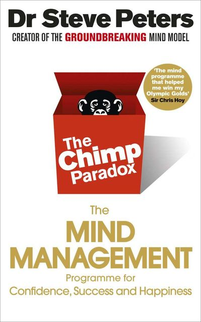 The Chimp Paradox, Steve Peters