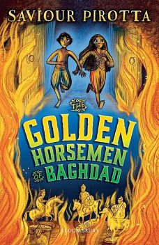 The Golden Horsemen of Baghdad, Saviour Pirotta