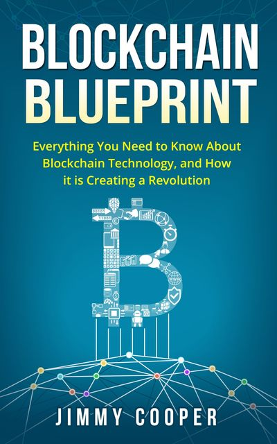 Blockchain Blueprint, Jimmy Cooper