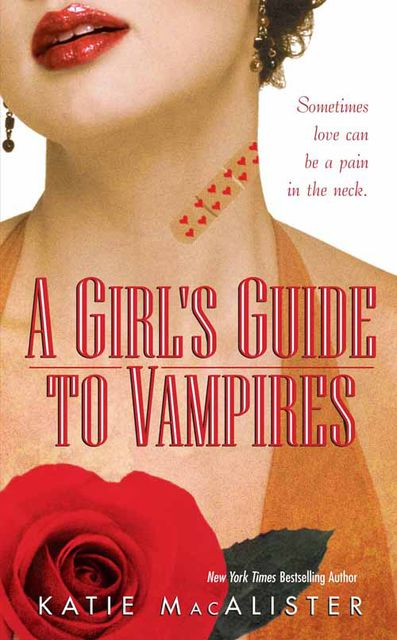 A Girl's Guide to Vampires, Katie MacAlister