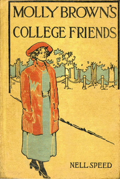 Molly Brown's College Friends, Nell Speed
