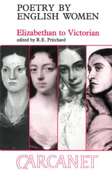 Poetry By English Women, R.E.Pritchard