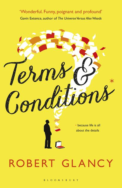 Terms & Conditions, Robert Glancy