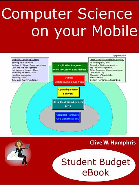 Computer Science On Your Mobile, Clive W.Humphris