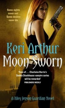 Moon Sworn, Keri Arthur