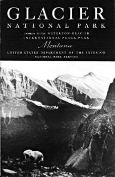 Glacier National Park, United States. Department of the Interior