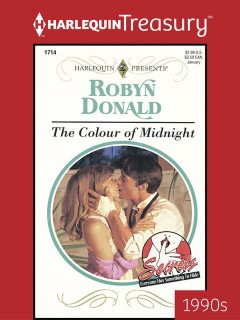 The Colour of Midnight, Robyn Donald