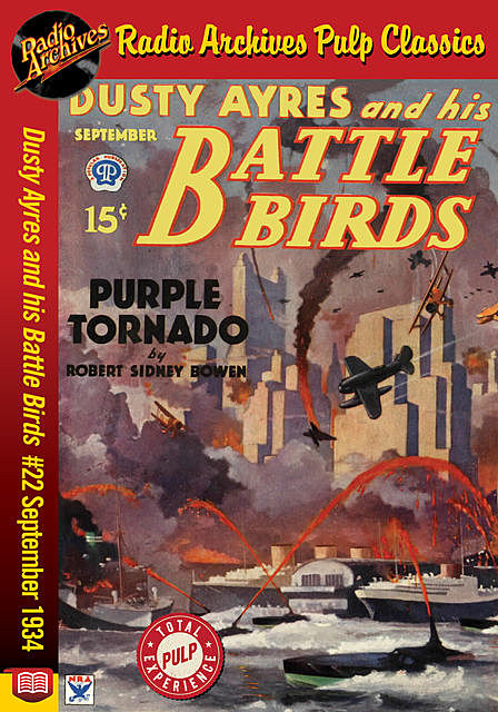 Dusty Ayres and his Battle Birds #22 Sep, Robert Bowen