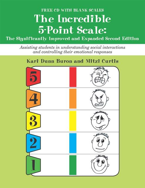 The Incredible 5-Point Scale, Kari Dunn Buron MS, Mitzi Beth Curtis MsEd