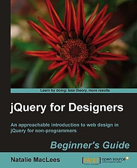 jQuery for Designers, Natalie MacLees