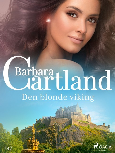 Den blonde viking, Barbara Cartland