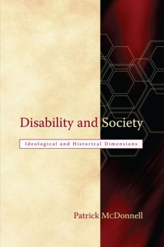 Disability and Society, Patrick McDonnell
