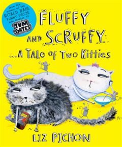 Fluffy and Scruffy, Liz Pichon