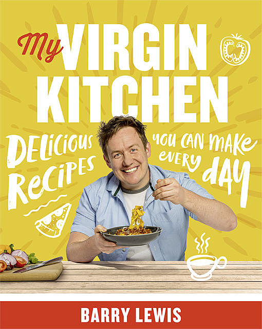 My Virgin Kitchen, Barry Lewis