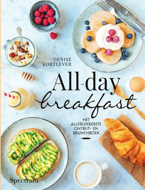 All-day breakfast, Denise Kortlever