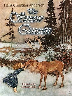 The Snow Queen, Hans Christian Andersen