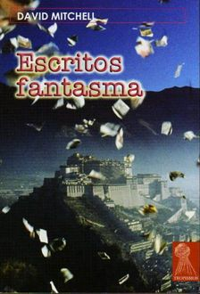 Escritos Fantasma, David Mitchell