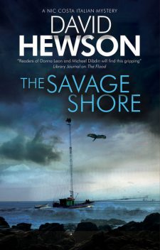 Savage Shore, The, David Hewson