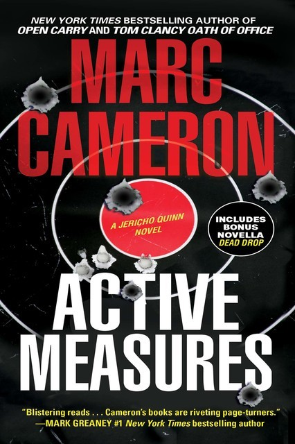 Active Measures, Marc Cameron