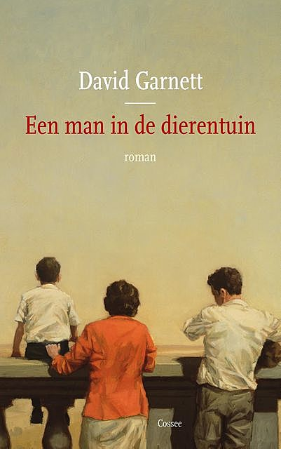 Man in de dierentuin, David Garnett