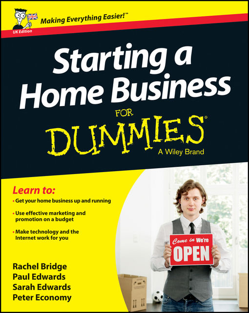 Starting a Home Business For Dummies, Rachel Bridge