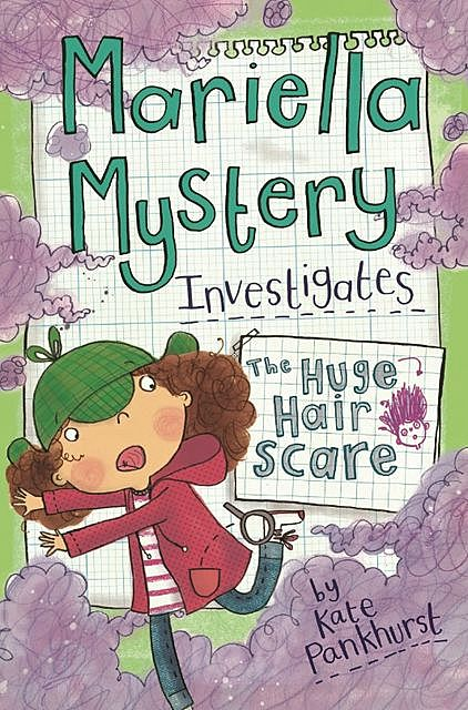 Mariella Mystery Investigates the Huge Hair Scare, Kate Pankhurst