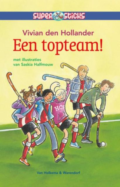 Een topteam !, Hollander Den