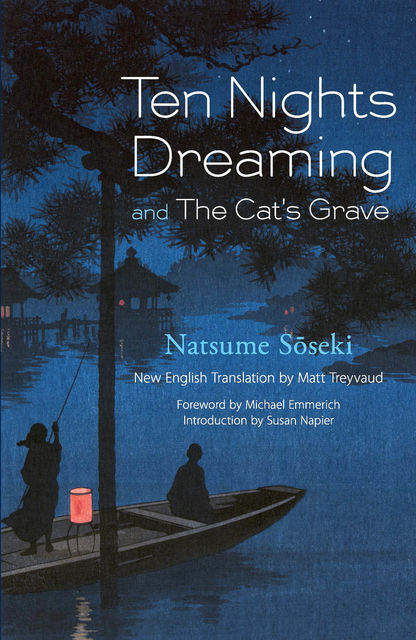 Ten Nights Dreaming, Soseki Natsume
