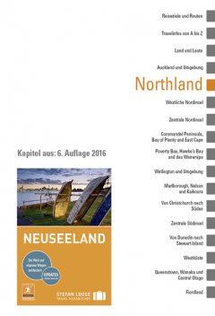 Neuseeland: Northland, Alison Mudd, Helen Ochyra, Jo James, Paul Whitfield