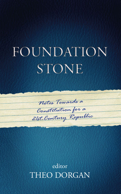 Foundation Stone, Theo Dorgan