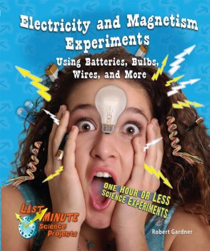 Electricity and Magnetism Experiments Using Batteries, Bulbs, Wires, and More, Robert Gardner