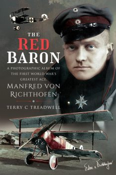 The Red Baron, Terry C Treadwell